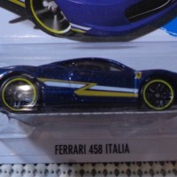 Ferrari 458 Italia (Hot Wheels) 1:64