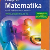 Pelajaran Matematika untuk SD Kelas 6 Semester 1
