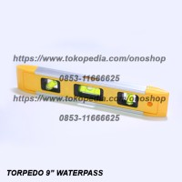 """Torpedo 9"""" Waterpass"""