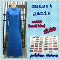 Manset Gamis model A