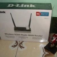 Router untuk Modem DLINK DWR 116
