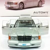 Diecast Atau Miniatur Mercedes Benz 190e 2.5-16v Evo2