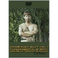 Pencak Silat Mande Muda DVD 13 Kembangan with Weapons Herman Suwanda