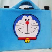 harga softcase/tas laptop,netbook,notebook lucu Doraemon 11