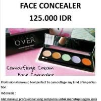 Comouflage Cream Face Concealer (Makeover)