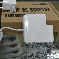 Adaptor/Charger Apple Macbook Magsafe 60 Watt Ori 100%