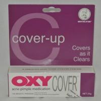 OXY Cover - 25gr - JAMINAN ORIGINAL!!!