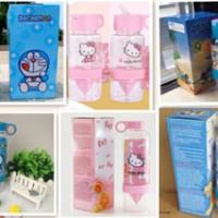 Citrus Juicer Tritan Infused Water Hello Kitty Doraemon Mickey Mouse