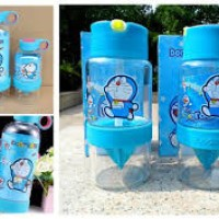 Citrus Juicer KArakter Doraemon ANime Lemon Infused Water Tritan Sehat