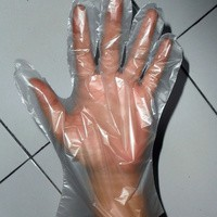 Sarung Tangan Plastik - Mencuci Rambut, buat kue, berkebun, berternak