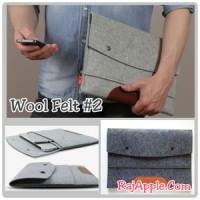 Jual Sleeve Case Wool Felt #2 for Macbook Pro RETINA & Air 13