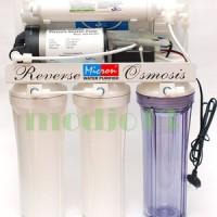 Mesin Reverse Osmosis (RO) Micron, Filter Air Minum