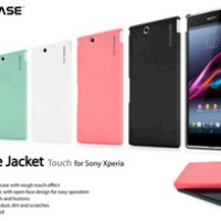 Jual Capdase Karapace Touch Hard Cover Case Sony Xperia Z Ultra XL39H