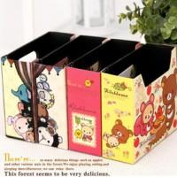 Kotak Penyimpanan Mini Motif Karakter Kartun