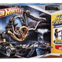 Hot Wheels Batman Wall Track