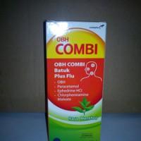 OBH COMBI PLUS BATUK FLU 100 ML