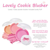 Etude House - Lovely Cookie Blusher / Blush On
