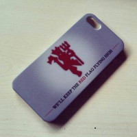 Manchester United iPhone 5/5s/5c Cover Hard Case