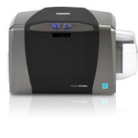 ID Card Printer Fargo DTC1250e Single Side