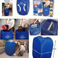 portable clothes dryer / Air O dry ( Pengering Otomatis )