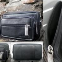 Dompet Handphone Kulit Asli Dho011,tempat Hp,cash Smartphone