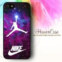Air Jordan, nike, nebula, casing, Iphone 5/5s hard case, unik, basket