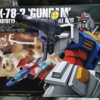 HGUC 1/144 RX-78-2 Gundam (BANDAI)