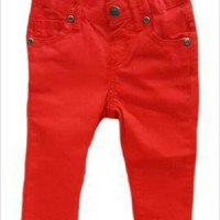 Guess Baby Jeans Merah