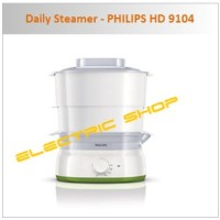 Daily Steamer - PHILIPS HD 9104