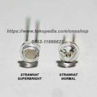 Led Strawhat 4,8 mm ( Super Bright )