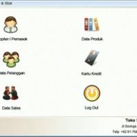 Software Toko TERMURAH & LENGKAP + BONUS ABSENSI & PENGGAJIAN KARYAWAN
