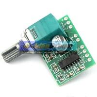 PAM8403 Mini Digital HiFi Audio Amplifier Board 5V Stereo 2 Channel 3W