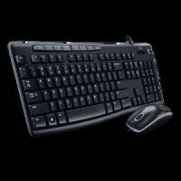 Keyboard + Mouse combo - Logitech - Keyboard and Mouse MK200