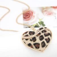 Kalung Hati Leopard