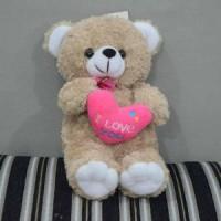 harga Boneka Bear Love Party Imut Lucu Teddy Tokopedia.com