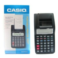 harga Casio Hr-8tm Kalkulator Print + Kertas + Tinta (paket) Tokopedia.com
