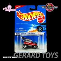 Radio Flyer Wagon - 1996 First Editions - Hot Wheels - MOC