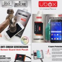 Ubox Anti-Smash 0.25mm Samsung Galaxy Core 2 - Core 2 Duos