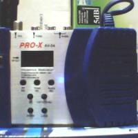 AV TO RF MODULATOR VHF UHF PRO-X 1 CH (Pemancar Mini)
