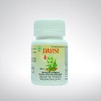 [BOROBUDUR HERBAL] DARSI 30 KAPSU [Herbal Jerawat