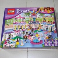 Lego Friends Heartlake Shopping Mall 41058. BNIB. Segel ORI