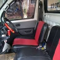 Sarung jok mobil Grand Max Pick Up Bahan Mb-Tech