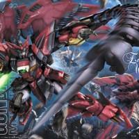 Bandai Gundam Master-Grade Kits 1/100 MG Gundam Epyon EW Ver.
