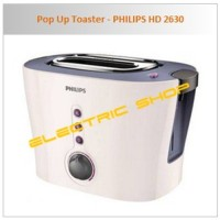 Pop Up Toaster - PHILIPS HD 2630