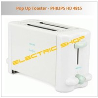 Pop Up Toaster - PHILIPS HD 4815
