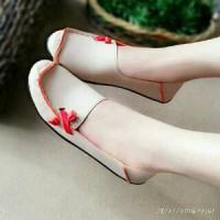 harga Flat Arizona / Sepatu Fashion Wanita Korea Woman Shoes Wedges Heels Tokopedia.com