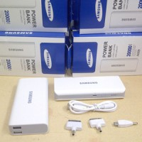 POWER BANK SAMSUNG 20000MAH BAGUS