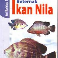 Budi Daya Beternak Ikan Nila