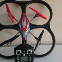 Quadcopter V262 Wltoys UFO drone 2.4 Ghz 4 channel