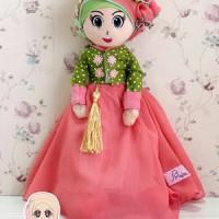 Boneka Hijab Mini Miuchan Hanbok